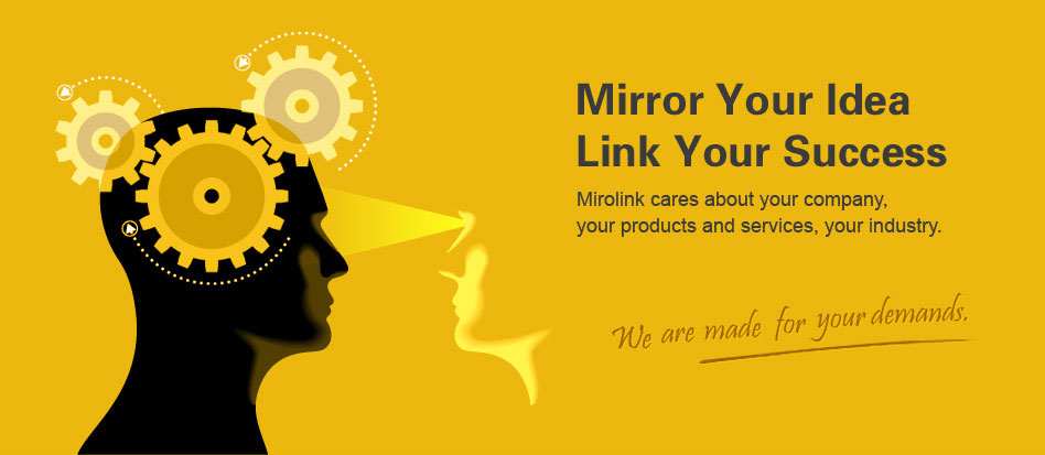 Mirror Your Idea, Link Your Success